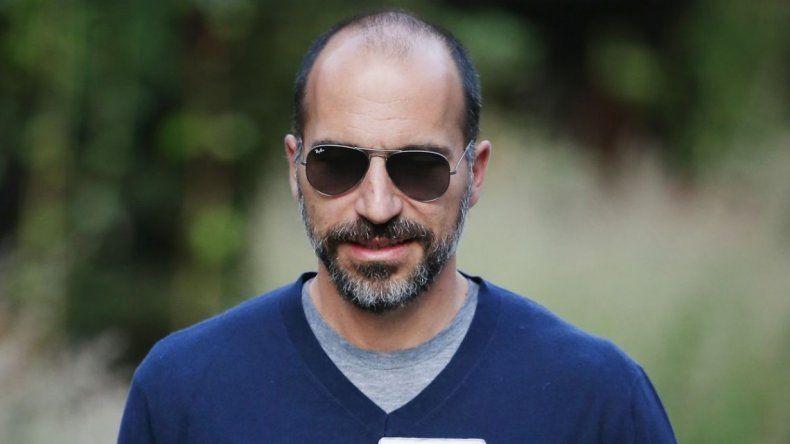 Después de la polémica, Uber ya tiene nuevo CEO