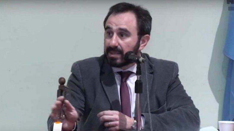 El juez del caso Maldonado concursó para un cargo en General Roca