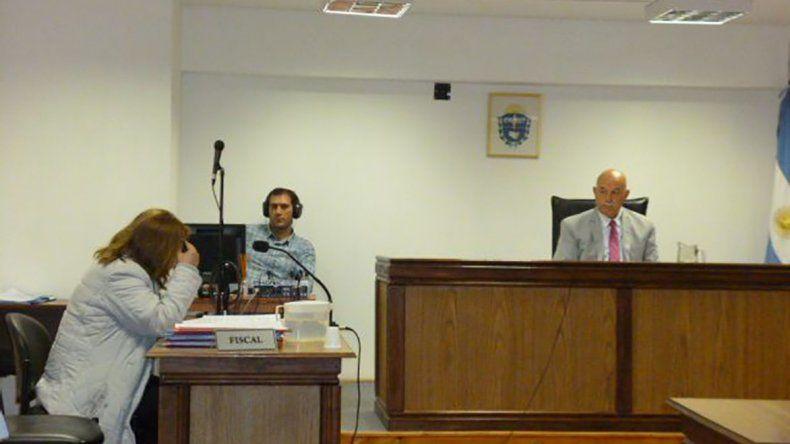 Laura Castagno es la fiscal del caso. Se trata de un nuevo juicio para otro menor involucrado en un violento robo.