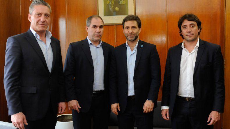 Chubut recibió de Nación un préstamo por 300 millones de pesos