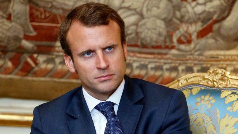 La reforma laboral de Francia parece ser el primer gran conflicto de la presidencia de Emmanuel Macron.