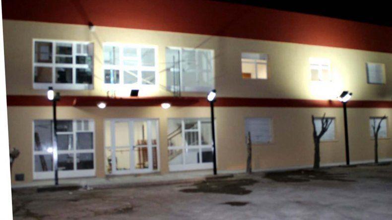 La comisión de fomento de Cañadón Seco destinó más de un millón de pesos para refaccionar el edificio donde funcionará un Centro de Investigación de la UNPA.