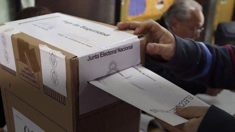 En octubre también podría haber demora en el recuento de votos