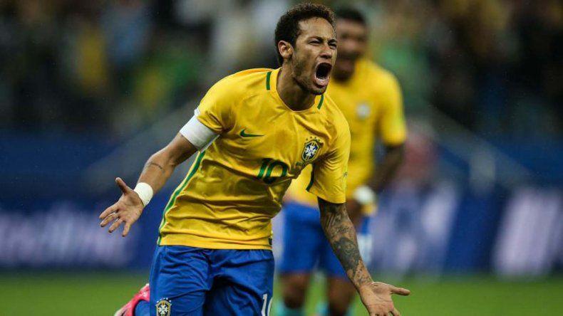 Con Neymar como estandarte