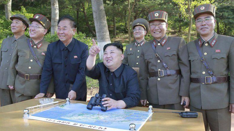 Kim jong-un sigue provocando a Estados Unidos y sus eventuales aliados.