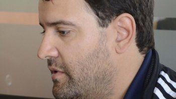 Brian Smith, el acusado en el juicio oral que se inició ayer.