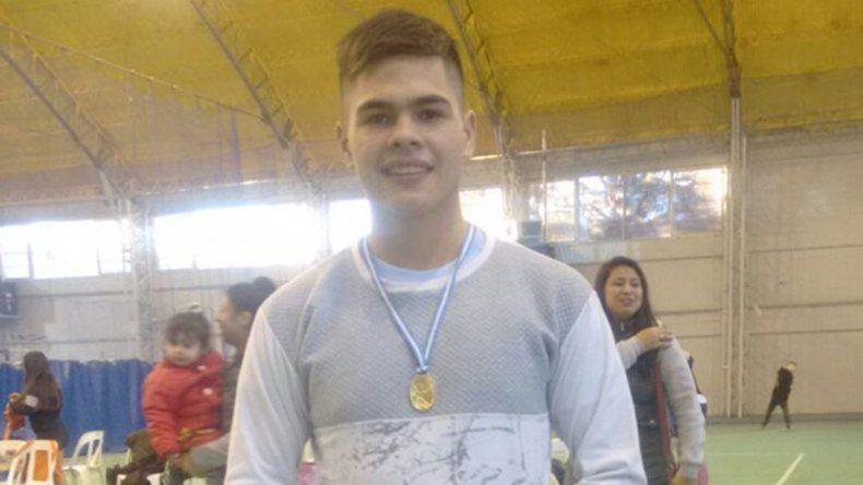 Lautaro Cossio sobresalió en el certamen que se llevó a cabo en Comodoro Rivadavia.