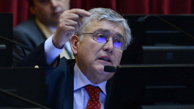 Mario Pais inicia su tarea en el Consejo de la Magistratura.
