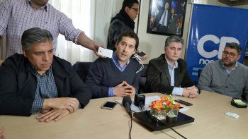 En conferencia de prensa, el viceintendente Juan Pablo Luque confirmó el pase a planta de 400 trabajadores municipales