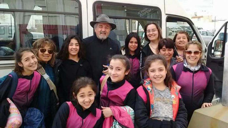 Las chicas de Olas del Sur que se destacaron en el primer Open de la Federación Chubutense de Patín.