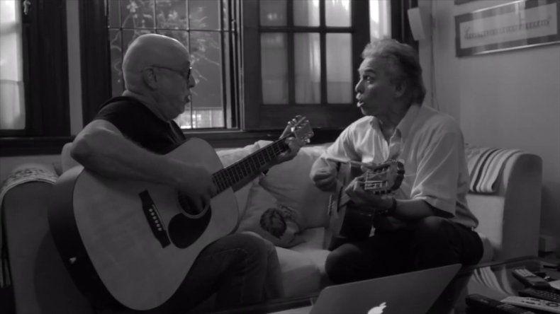 Jairo y Baglietto se presentan esta noche en Comodoro