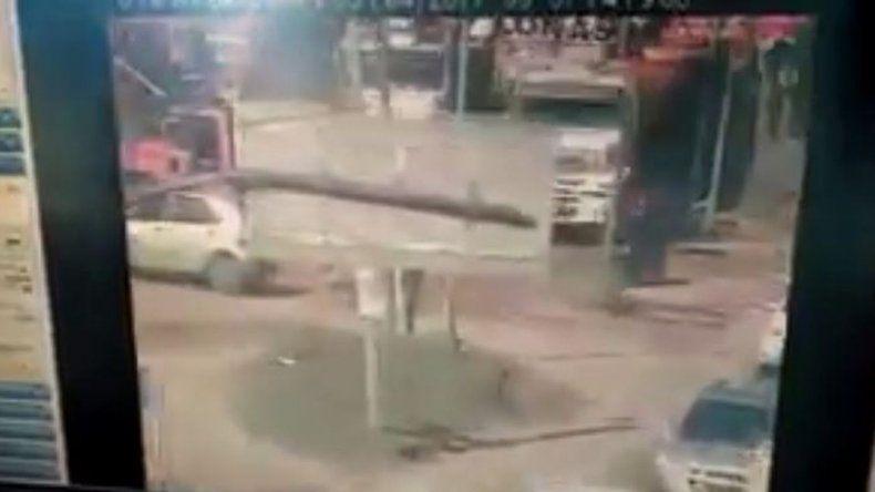 Mató al conductor de una grúa porque llegó tarde