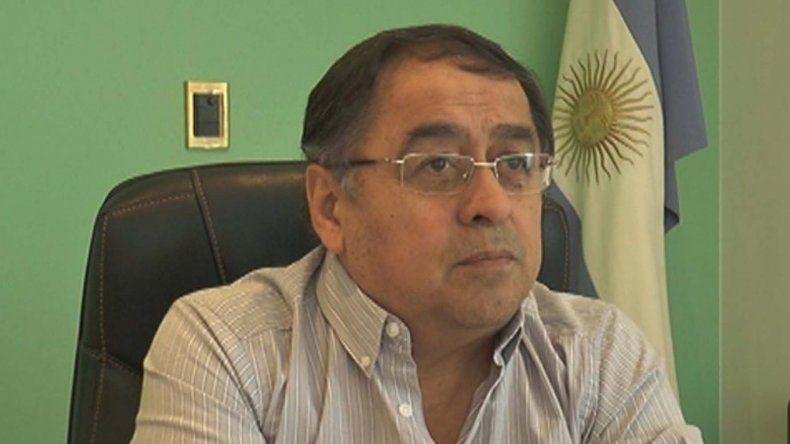 El intendente de Pico Truncado