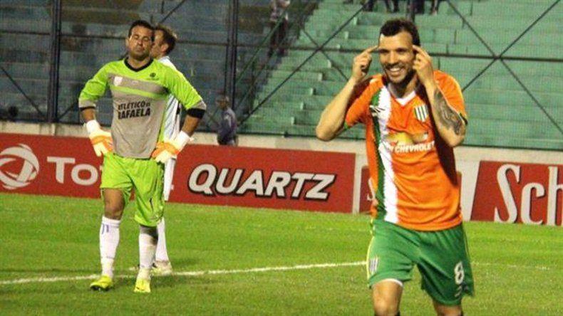Atlético de Rafaela cayó con Banfield 4 a 2