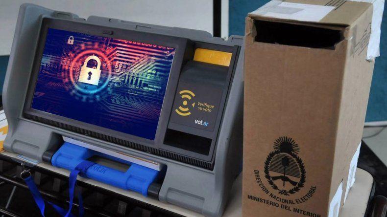 Confirman que el código filtrado de las máquinas de voto electrónico es real
