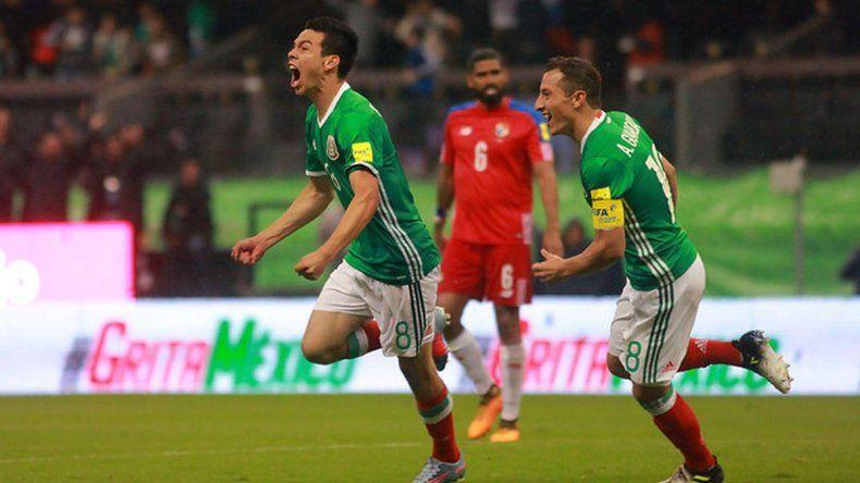 México se transformó en el quinto clasificado al Mundial
