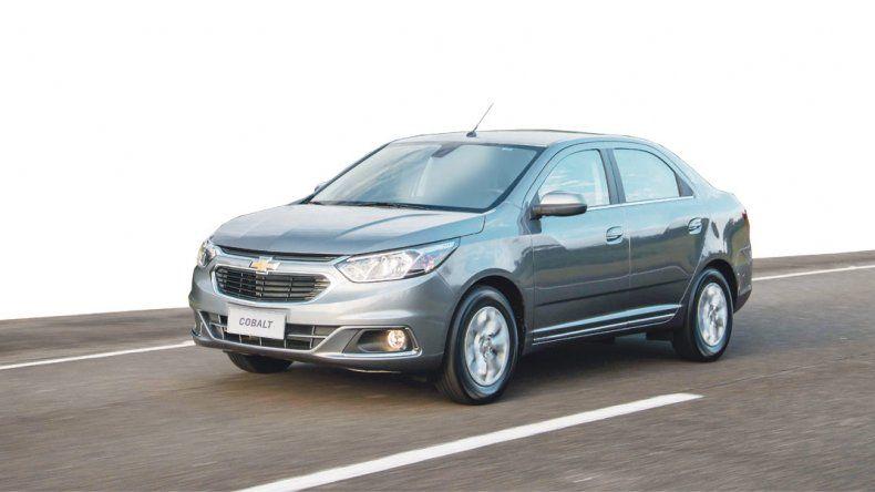 Chevrolet Cobalt:  más seguridad