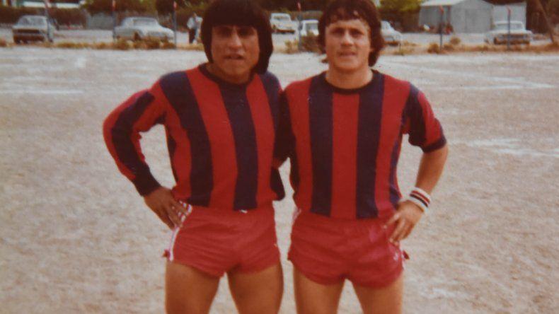 Miguel Angel Navarro: el fútbol me salvó la vida