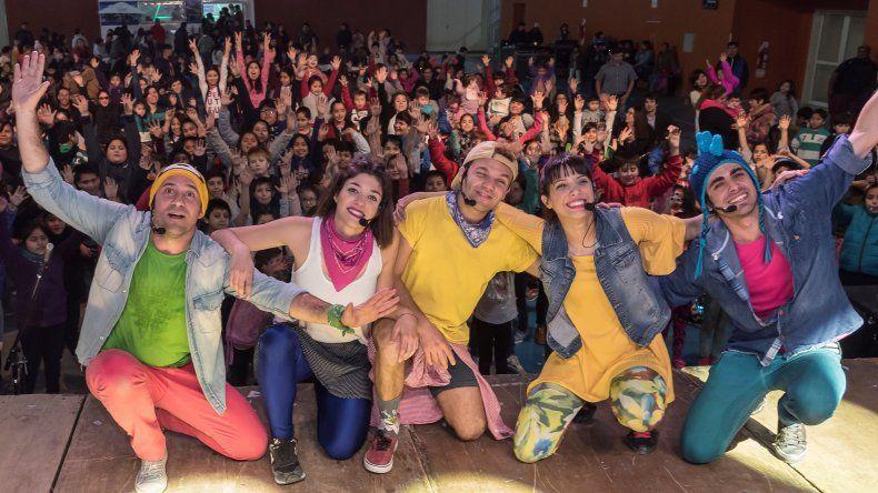 Más de 5 mil personas disfrutaron de las actividades que propuso PAE para celebrar el Mes del Niño.