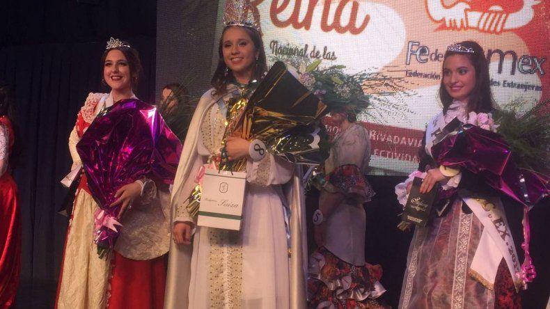 Sofía Nohra es la nueva reina de las Comunidades Extranjeras