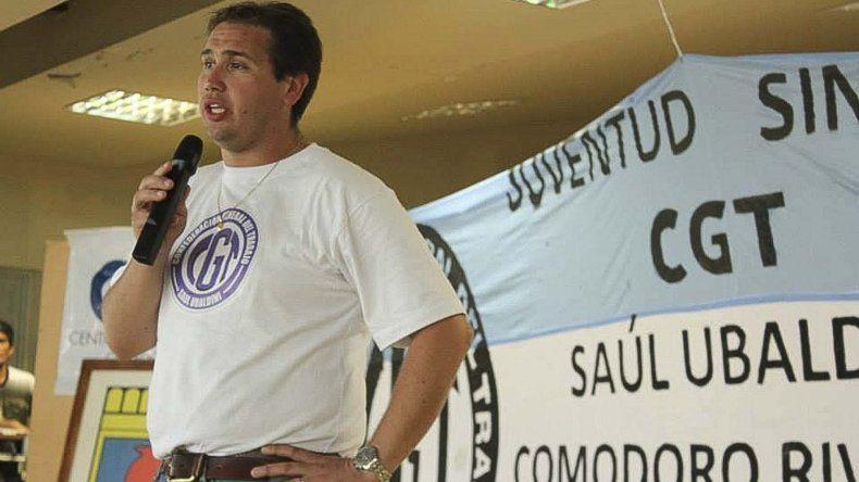 Gustavo Fita fue reelecto en la conducción de la CGT Ubaldini.