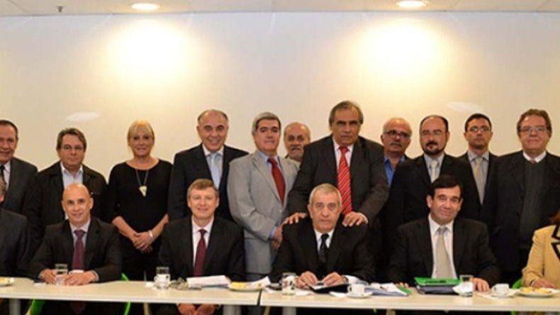 Miquelarena fue electo vicepresidente del Consejo Federal de Procuradores