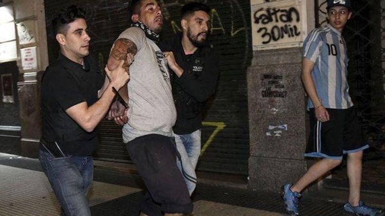 Excarcelaron a 30 de los 31 detenidos por los disturbios