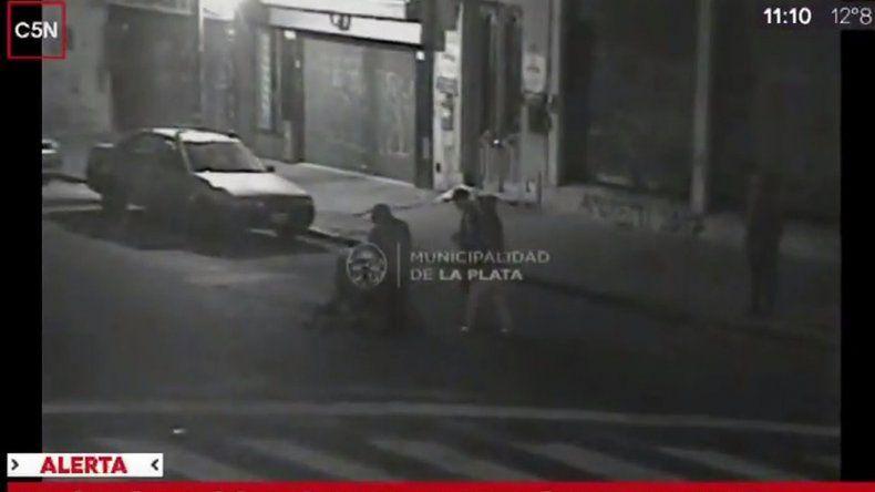 Atacaron salvajemente a una pareja gay en La Plata