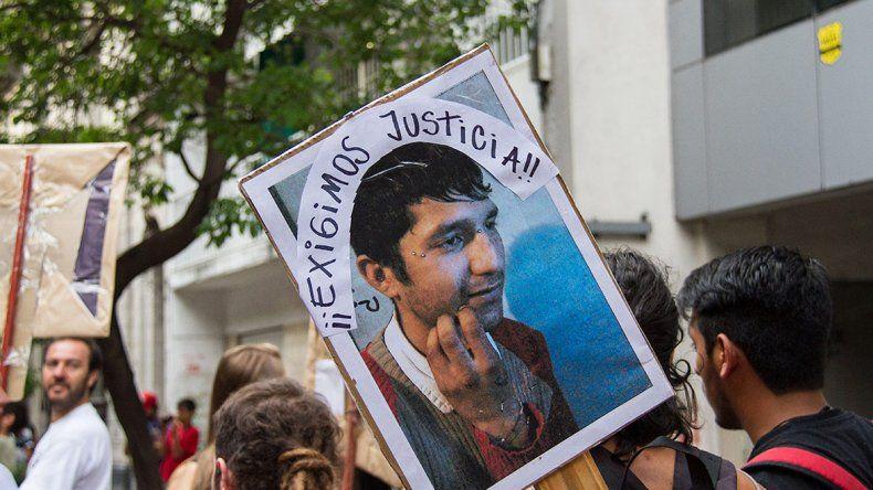 Franco Casco desapareció el 6 de octubre en 2014 y fue hallado muerto en el río Paraná 8 días después.