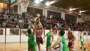 Federación Deportiva derrotó a Petroquímica y se quedó con el título del torneo Apertura de básquetbol.