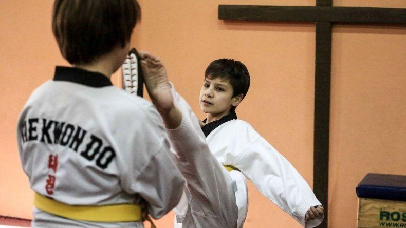 CAI suma el Taekwondo entre las disciplinas dicta