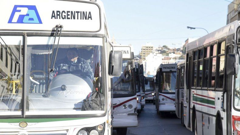 Entre jueves y viernes podría producirse un nuevo paro de transporte