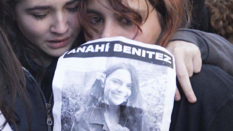 Anahí Benítez fue hallada enterrada en una reserva natural de Lomas de Zamora.