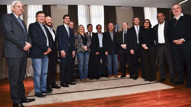 A los gobernadores peronistas