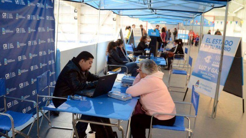 El municipio acompaña la iniciativa El Estado en tu barrio