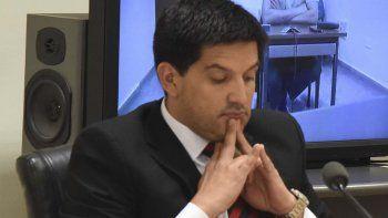 El fiscal Martín Cárcamo está a cargo de la investigación.