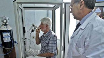 cancer de pulmon: 15% de los argentinos muere cada ano