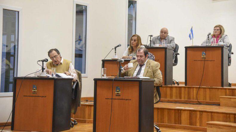 El Concejo Deliberrante realizará esta tarde su primera sesión ordinaria de septiembre.