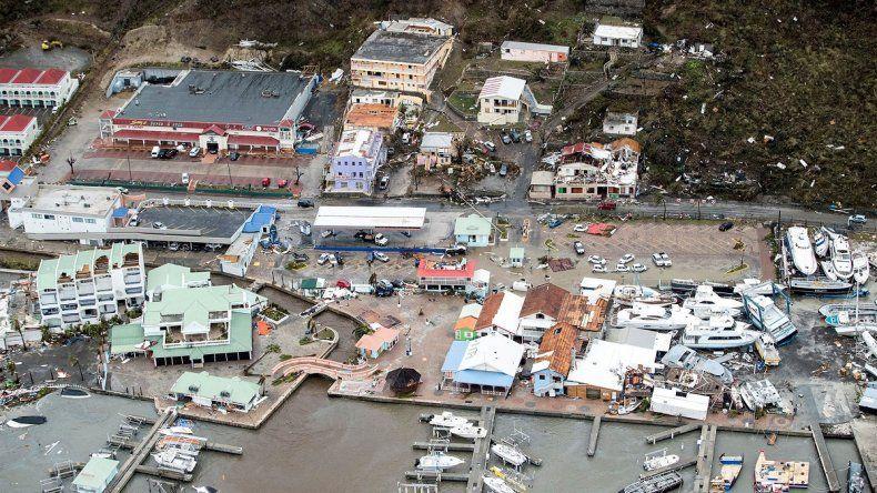 Estados Unidos se prepara para el huracán Irma