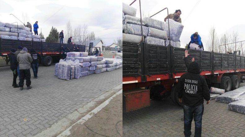 Secuestran mercadería de contrabando valuada en más de 5 millones de pesos
