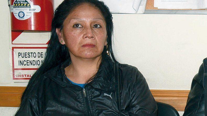 Magaly Cuyul pide que el jefe de la comisaría Cuarta