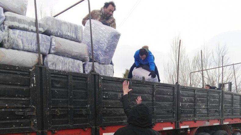 El operativo tomó por sorpresa al conductor de nacionalidad colombiana.