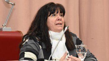 La diputada Gabriela Dufour volvió a realizar duras acusaciones al ministro Gilardino.