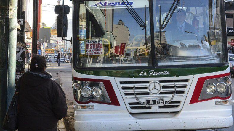 Pese a las gestiones, hoy continuará el  paro del servicio de transporte público