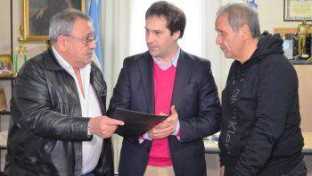 El municipio reservó 100 lotes para trabajadores de La Bancaria