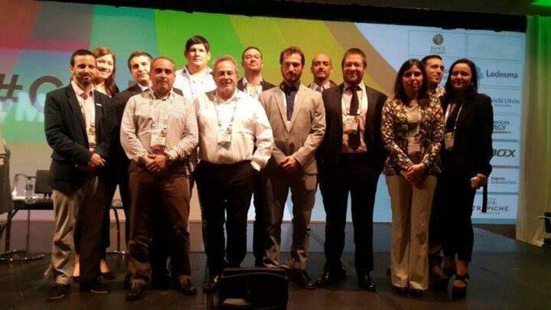 El programa anual IDEA Pyme se desarrolló el miércoles en Buenos Aires con la participación de la Cámara de Comercio de esta ciudad