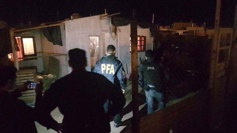 Una detenida por narcomenudeo en Km 8