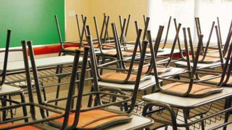Algunas escuelas de Comodoro van a cumplir un mes sin clases