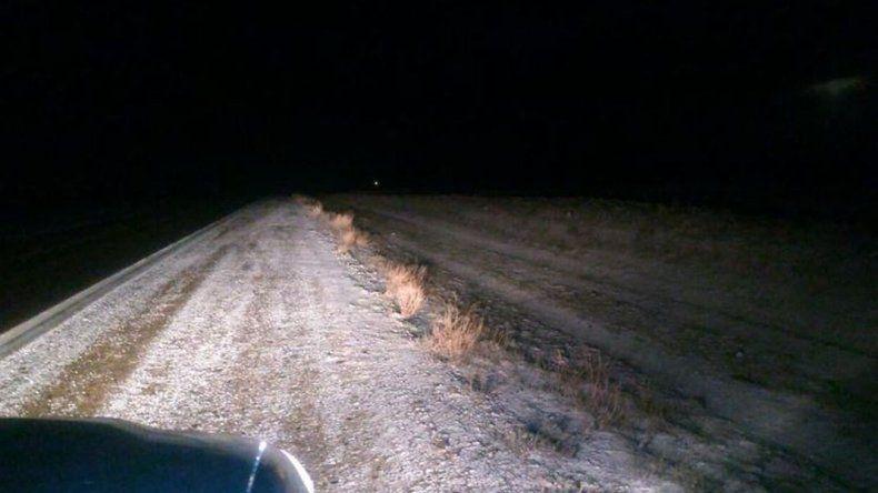 Rutas transitables a pesar de la escarcha nocturna