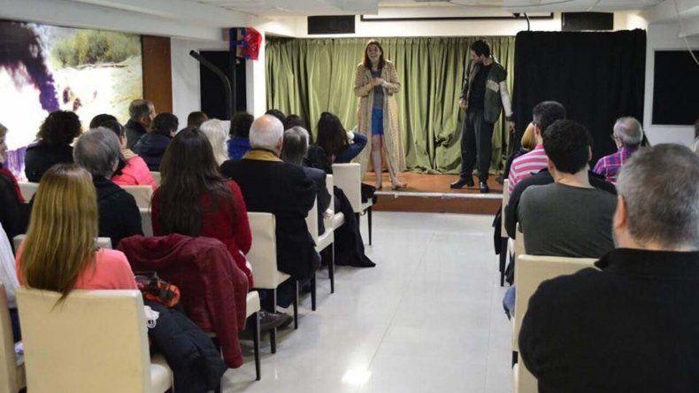 La Casa del Chubut en Buenos Aires es un espacio propicio para la difusión cultural.